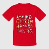 Buntes Tier Alphabet - ABC T-Shirts - Kinder T-Shirt