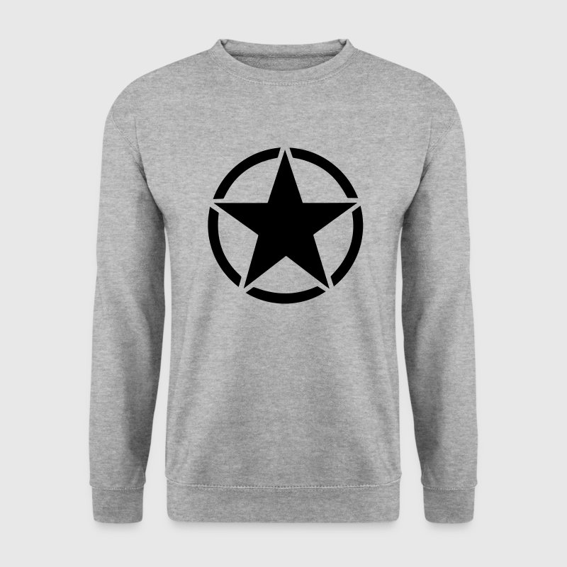 US Army Stern Pullover & Hoodies - Männer Pullover