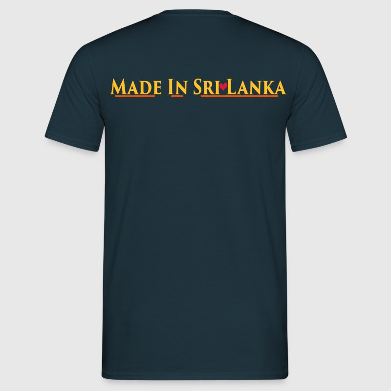 Made In Sri Lanka - Men's T-Shirt
