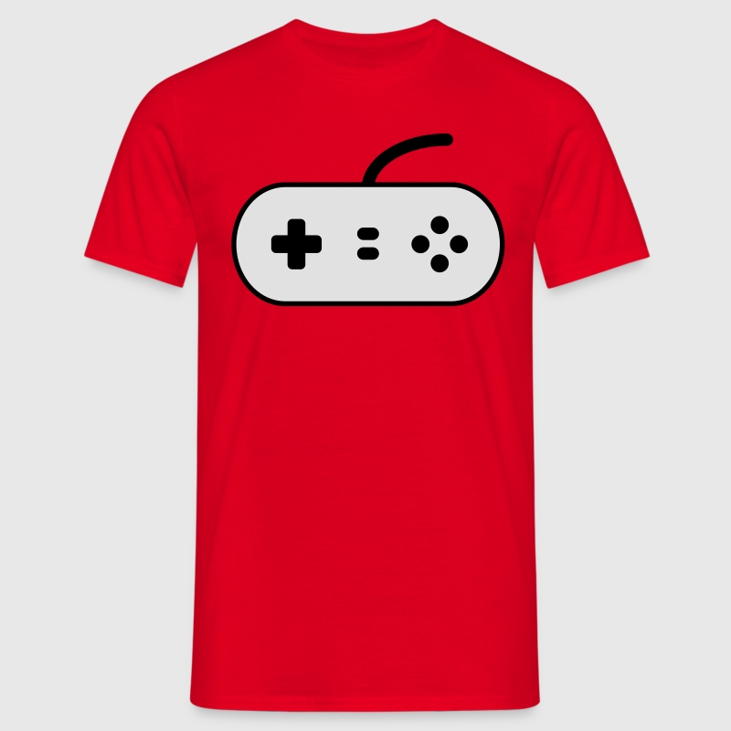 Video Game Control Pad Camisetas - Camiseta hombre