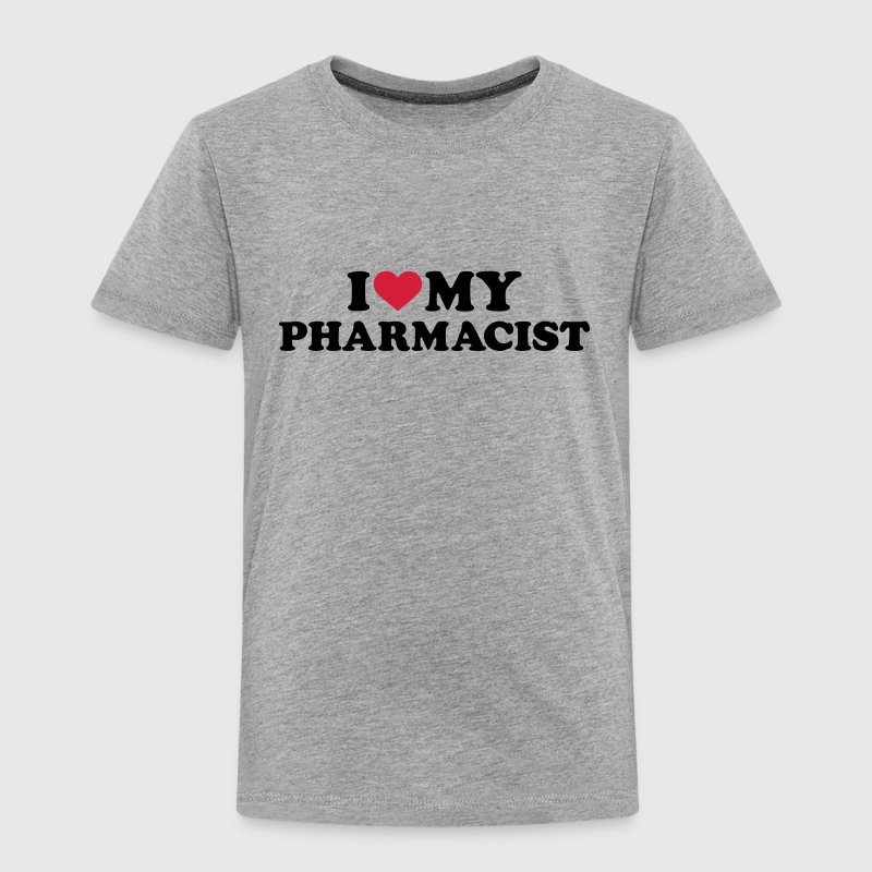 I love my pharmacist T-Shirts - Kinder Premium T-Shirt