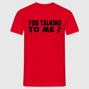 tee shirts talking commander en ligne spreadshirt. Black Bedroom Furniture Sets. Home Design Ideas