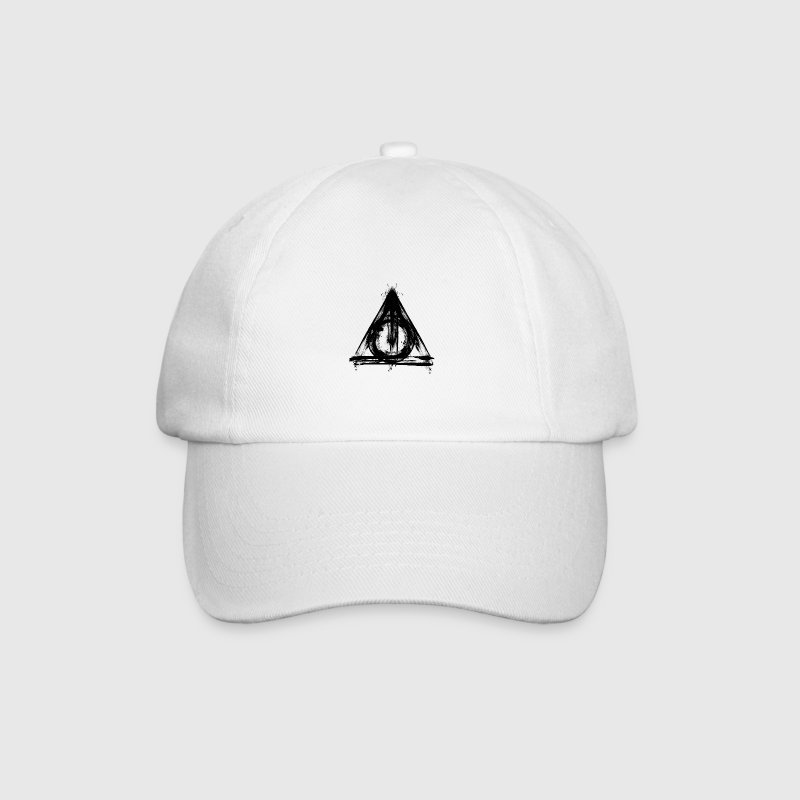 Bloody deathly hallows Caps & Hats - Baseball Cap