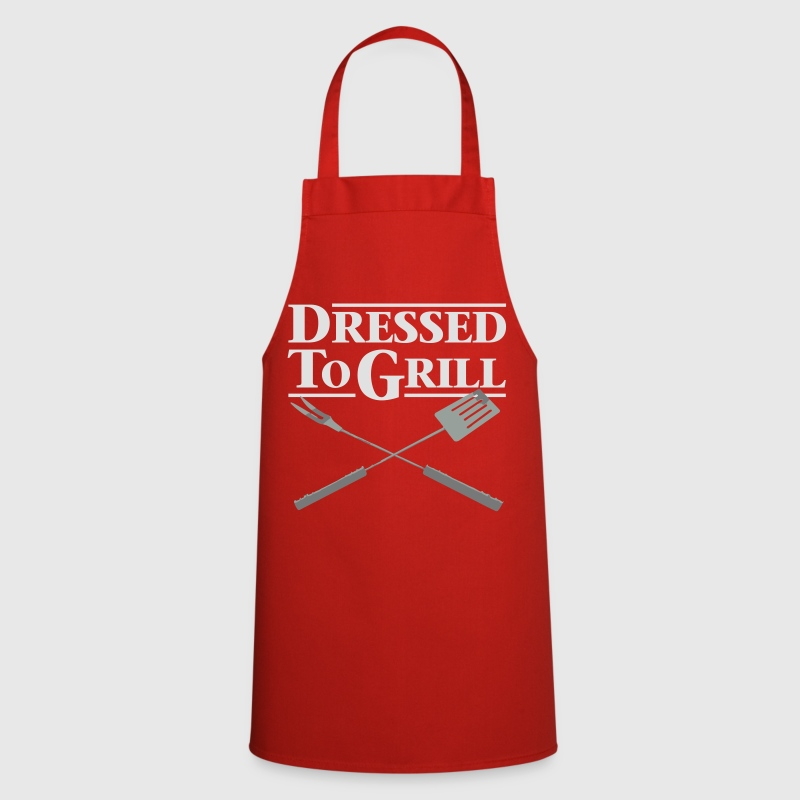 Dressed to Grill  Aprons - Cooking Apron