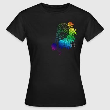 suchbegriff 39 frauenmotiv 39 t shirts online bestellen. Black Bedroom Furniture Sets. Home Design Ideas