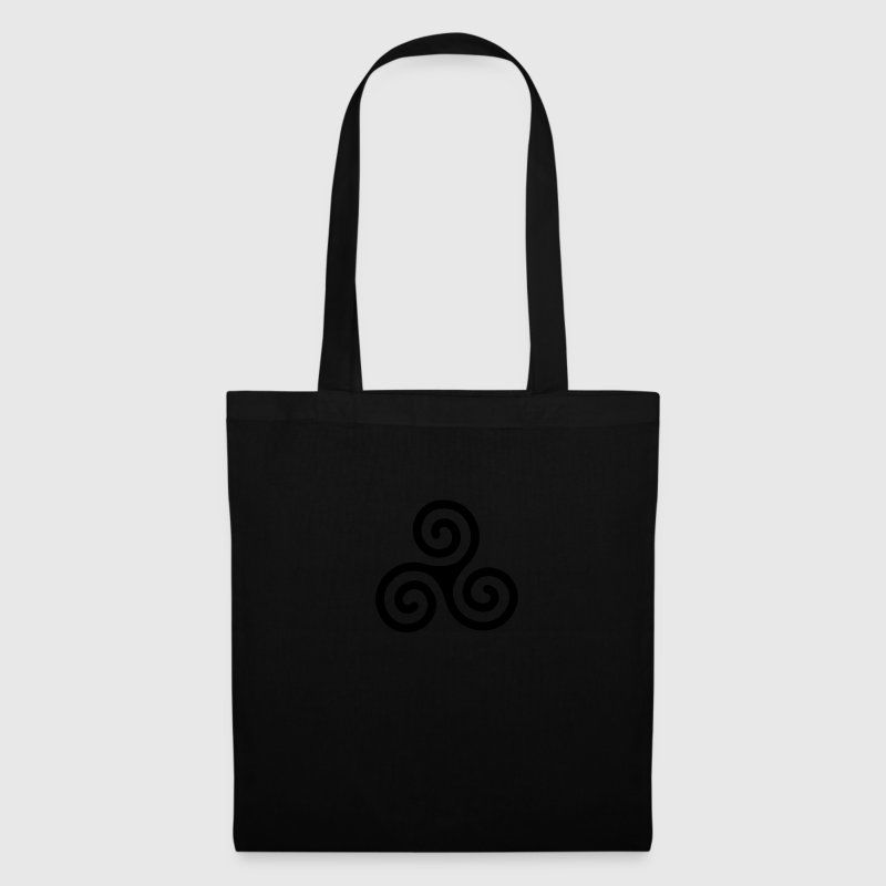 Triskell simple tote bag - Tote Bag