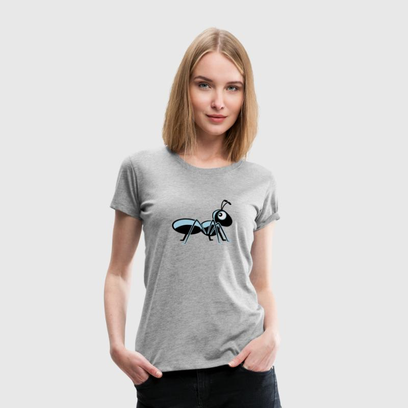 Ant insect funny cute T-Shirts - Women's Premium T-Shirt