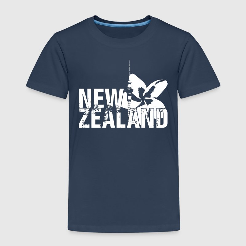 New Zealand T-Shirts - Kinder Premium T-Shirt