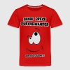 panic dirty mess children chaos Shirts - Kids' Premium T-Shirt