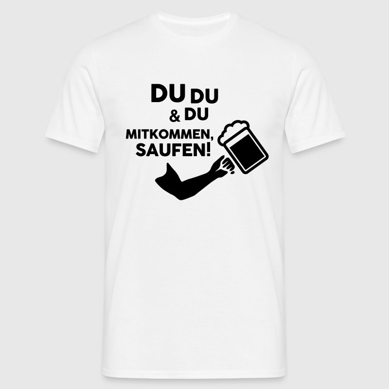 Mallorca - JGA - Party T-Shirts - Männer T-Shirt