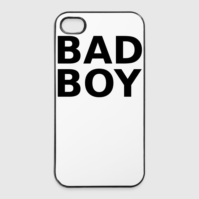 Bad Boy Phone & Tablet Cases - iPhone 4/4s Hard Case