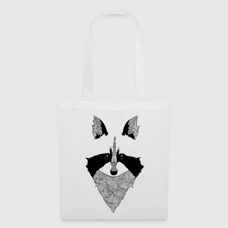 Sac Raton-laveur design - Tote Bag