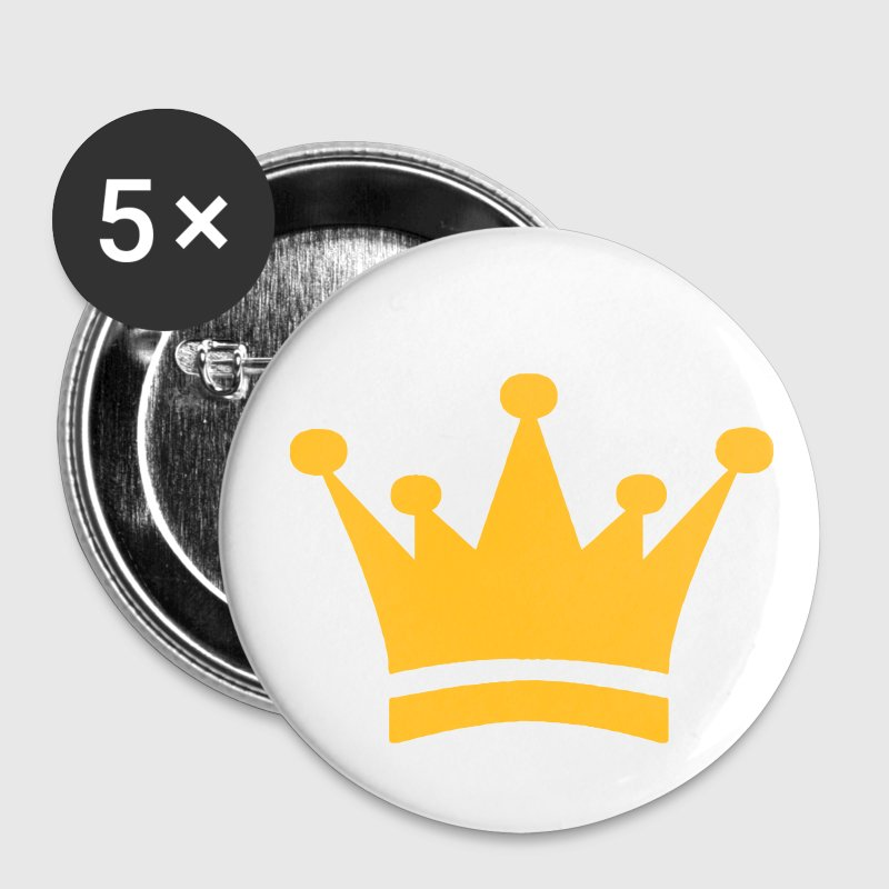 Couronne Badges - Badge petit 25 mm