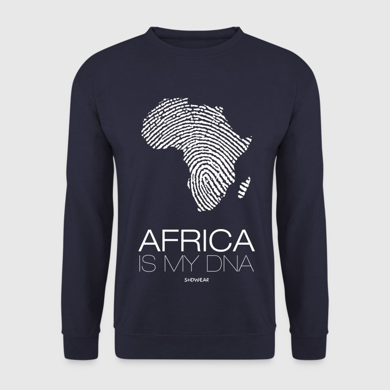 Africa is my DNA Hoodies & Sweatshirts - Men's Sweatshirt