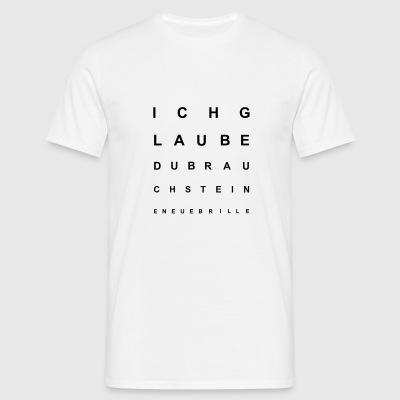 suchbegriff 39 sehtest 39 t shirts online bestellen spreadshirt. Black Bedroom Furniture Sets. Home Design Ideas