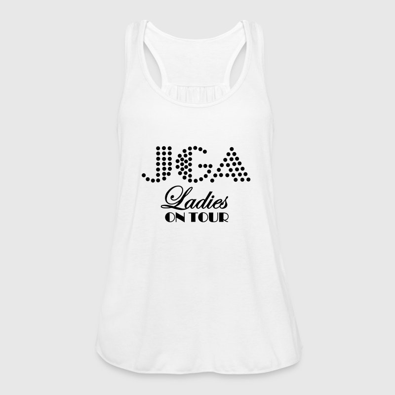 JGA Ladies on tour rhinestones Tops - Frauen Tank Top von Bella