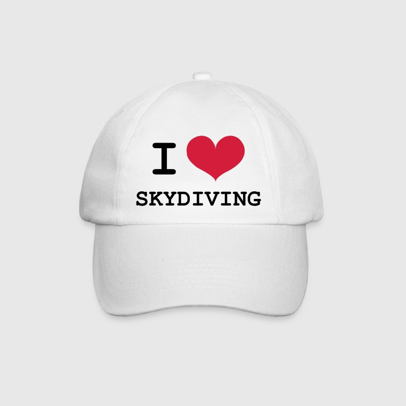Skydiving Caps & Hats - Baseball Cap