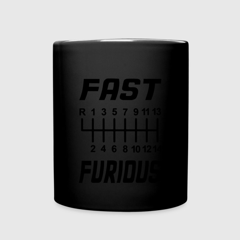 fast furious Bottles & Mugs - Full Colour Mug