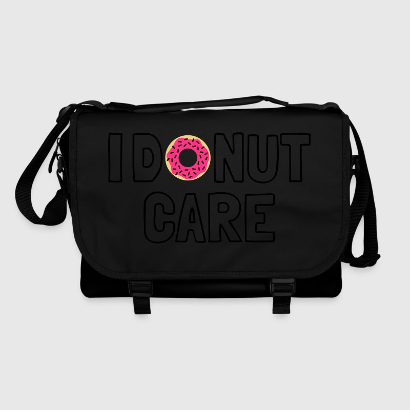 i donut care Bags & Backpacks - Shoulder Bag
