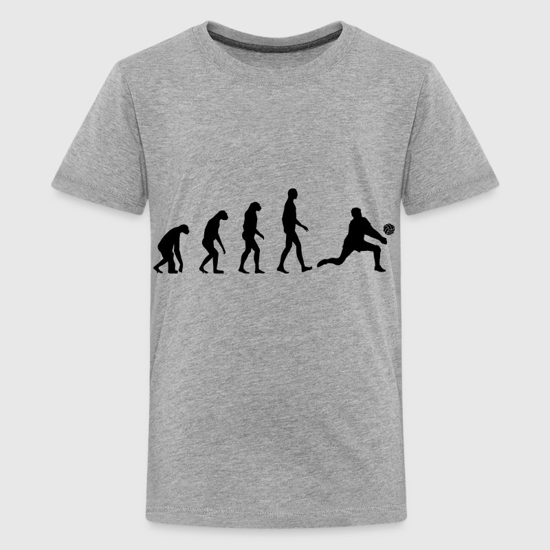 Evolution Volleyball Tee shirts - T-shirt Premium Ado