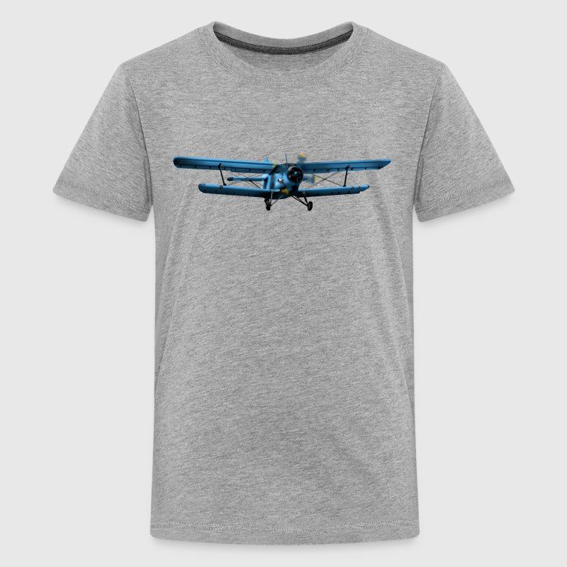 Antonov 2 Shirts - Teenage Premium T-Shirt