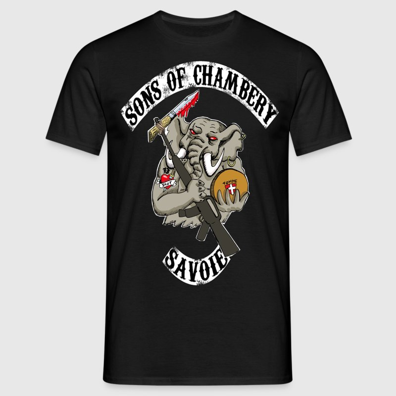 Sons of Chambery - T-shirt Homme