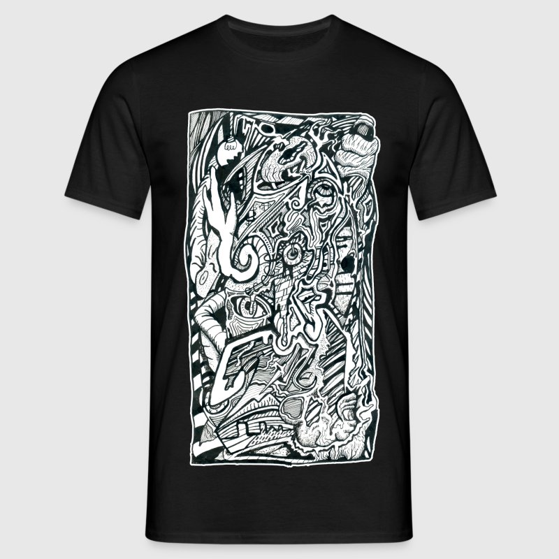 Anxiety Trip T-Shirts - Men's T-Shirt