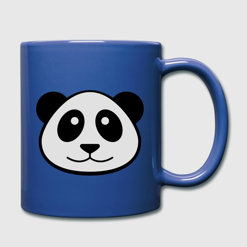 Panda Face Mug - Full Colour Mug