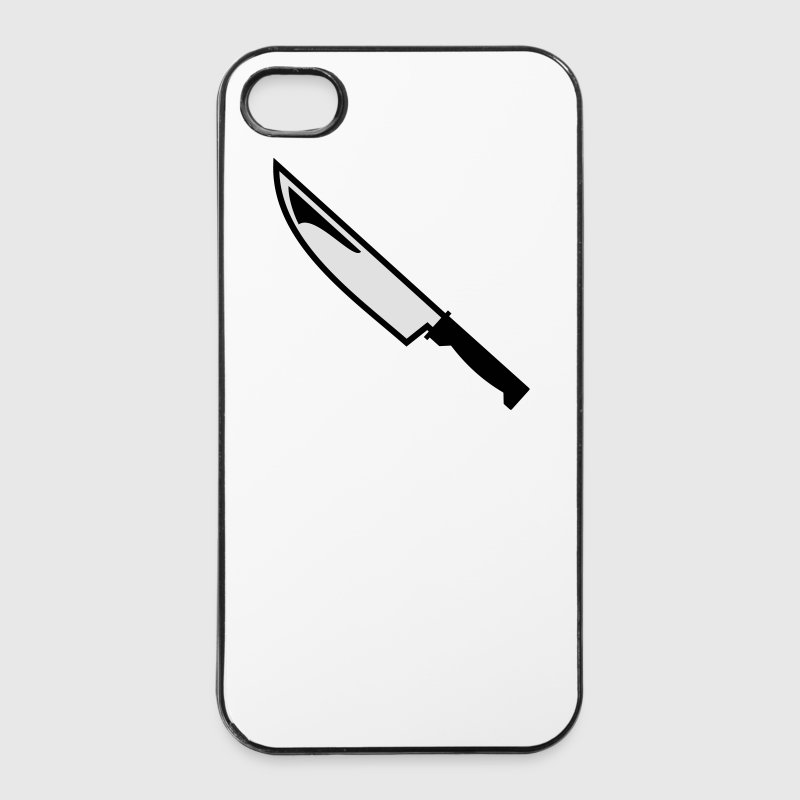 Kniv Mobil- & tablet-covers - iPhone 4/4s Hard Case