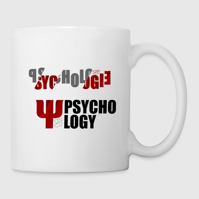 Psychology - Psychologie - Tasse