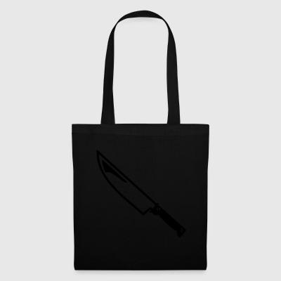 sacs et sacs dos couteau de cuisine commander en ligne spreadshirt. Black Bedroom Furniture Sets. Home Design Ideas