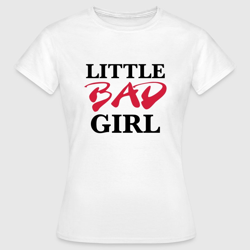 Little bad girl T-shirts - T-shirt dam