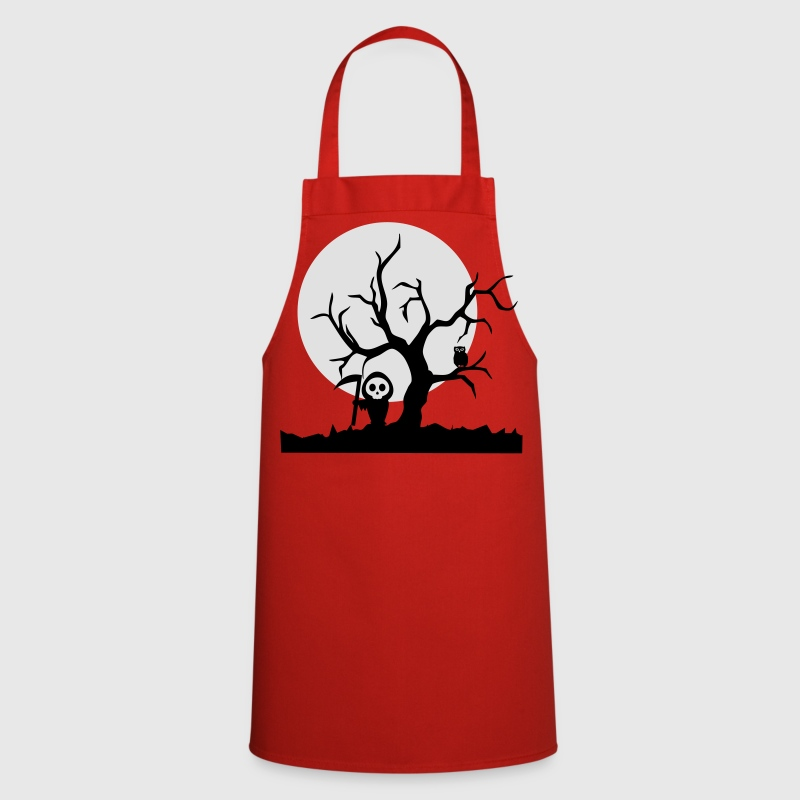 Spooky Night  Aprons - Cooking Apron