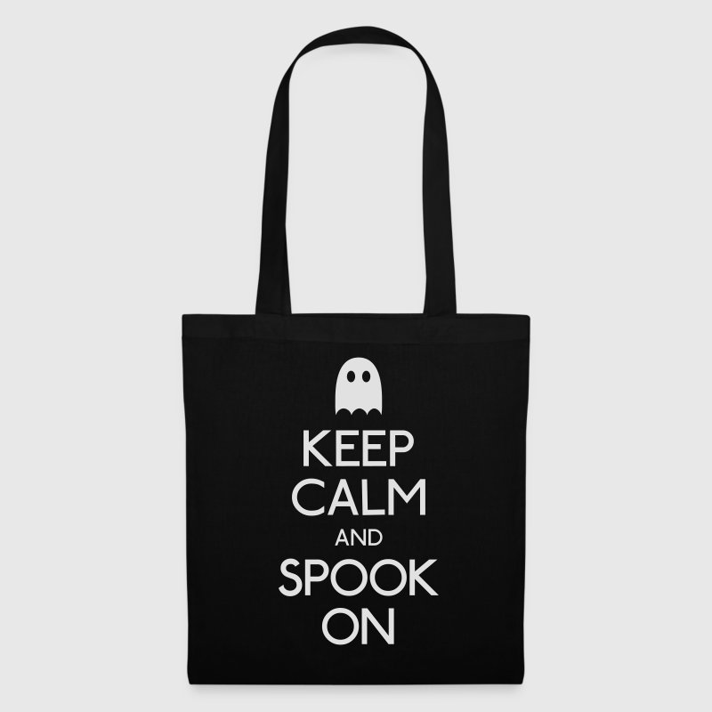 keep calm spook Bags & Backpacks - Tote Bag