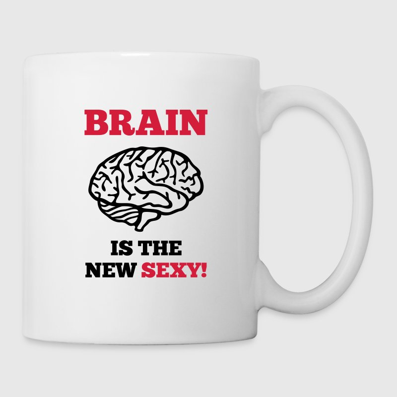 Sexy Brain Bottles & Mugs - Mug