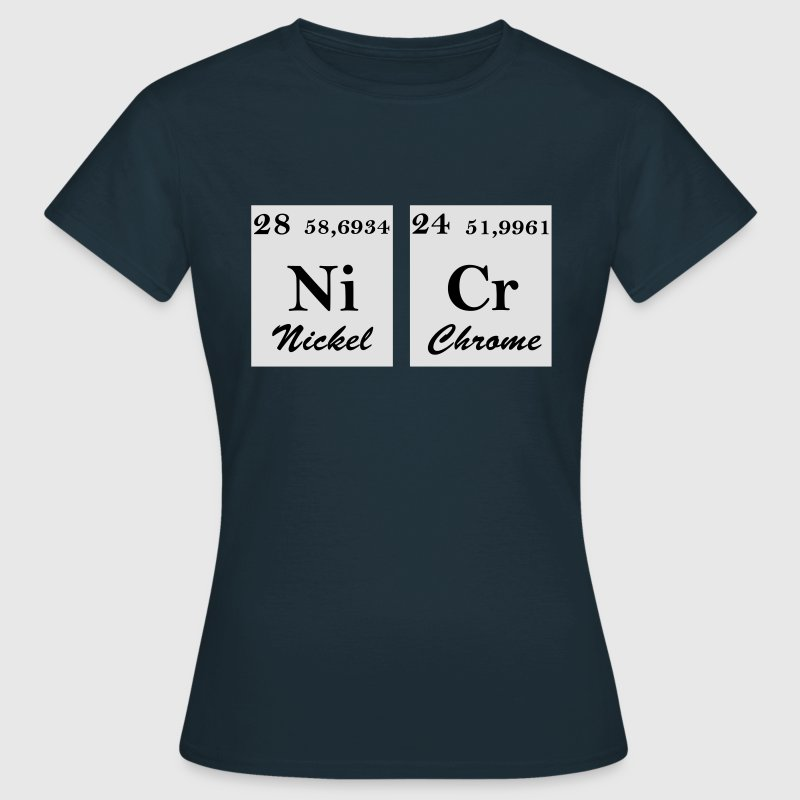 Nickel Chrome Tee shirts - T-shirt Femme