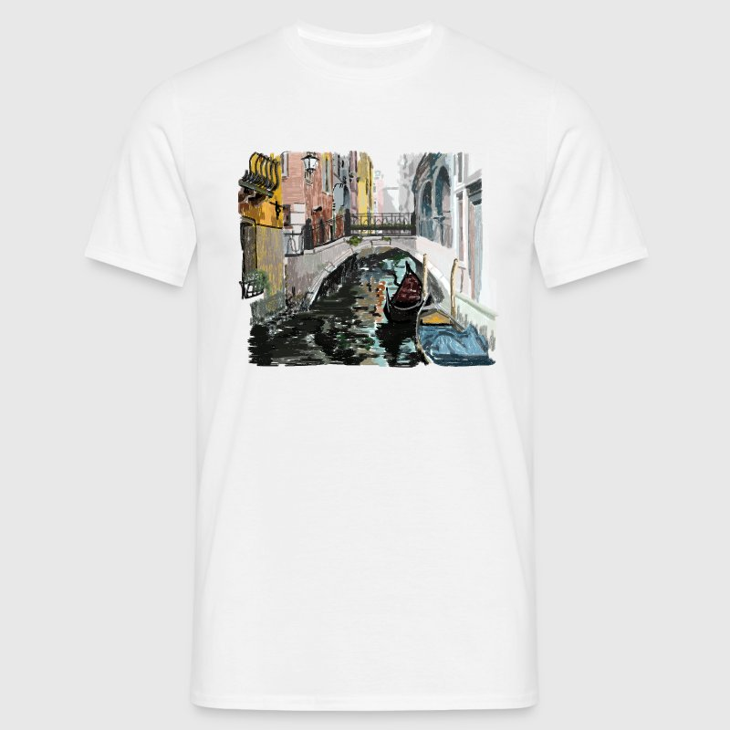 Venise Tee shirts - T-shirt Homme