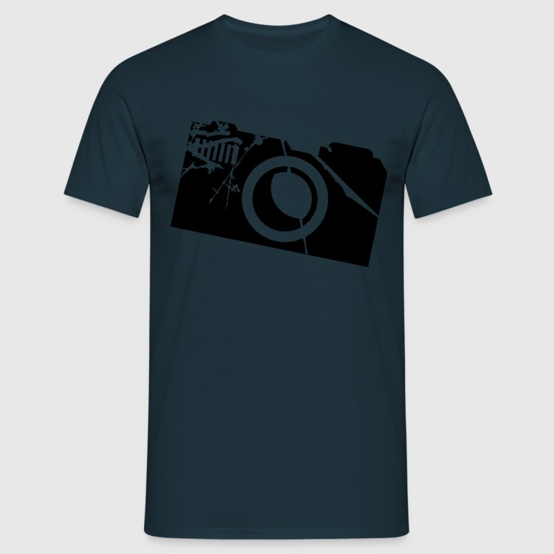 Camera Logo T-Shirts - Men's T-Shirt