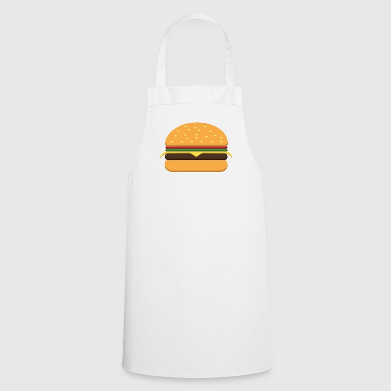Cheeseburger Cooking Apron - Tablier de cuisine