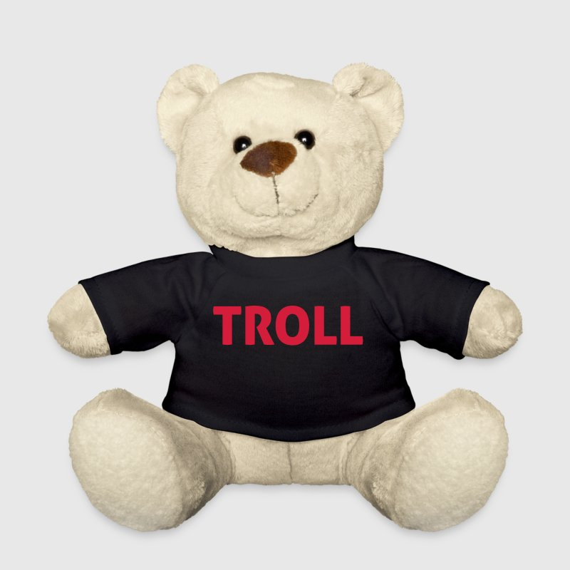 Troll Teddy Bear Toys - Teddy Bear