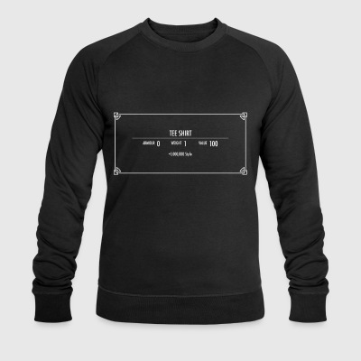 Skyrim Item - Men's Organic Sweatshirt by Stanley & Stella
