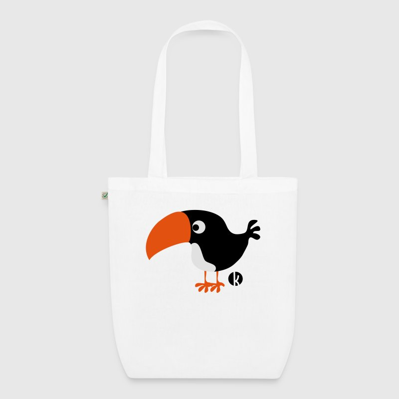 Toucan Bags & Backpacks - EarthPositive Tote Bag
