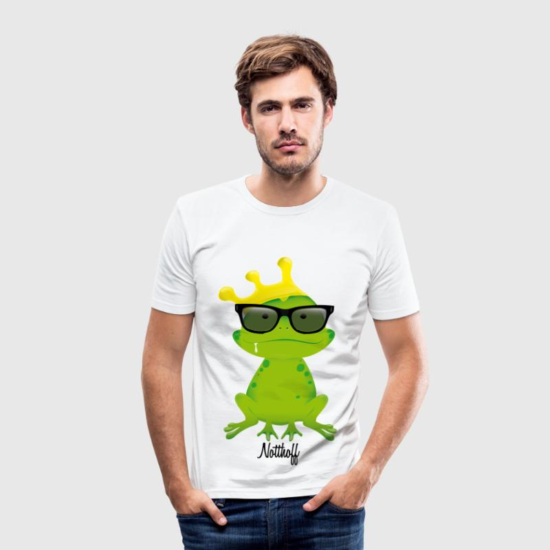 FROG | MEN - Männer Slim Fit T-Shirt