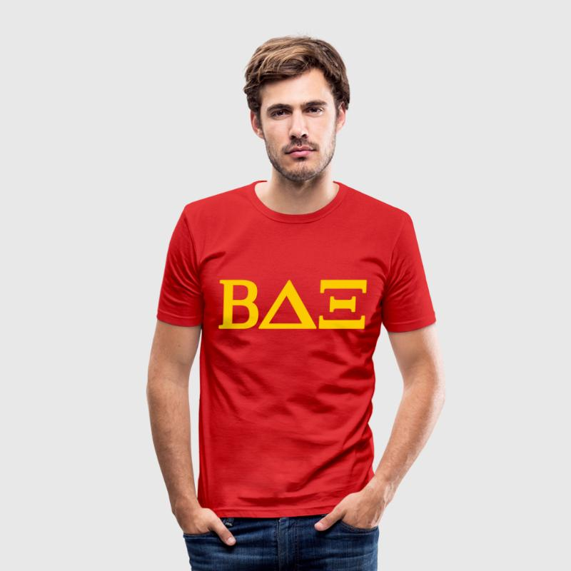 Beta House - Slim Fit T-shirt herr