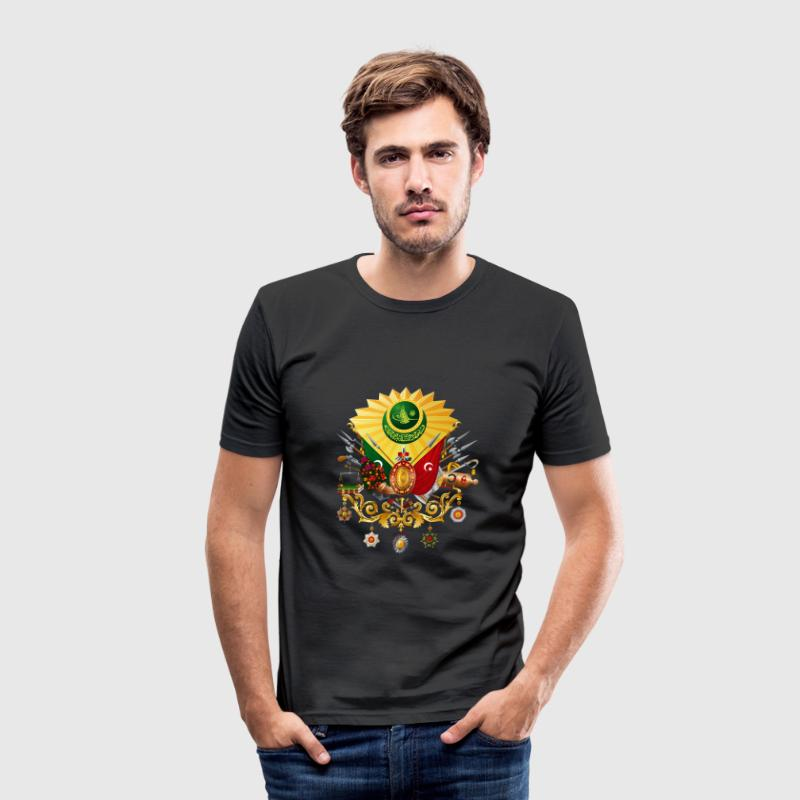 Osmanli T-Shirts - Männer Slim Fit T-Shirt