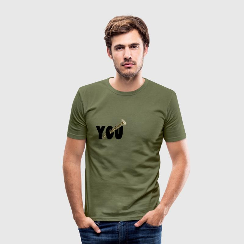 Camel Screw You T-shirts - slim fit T-shirt