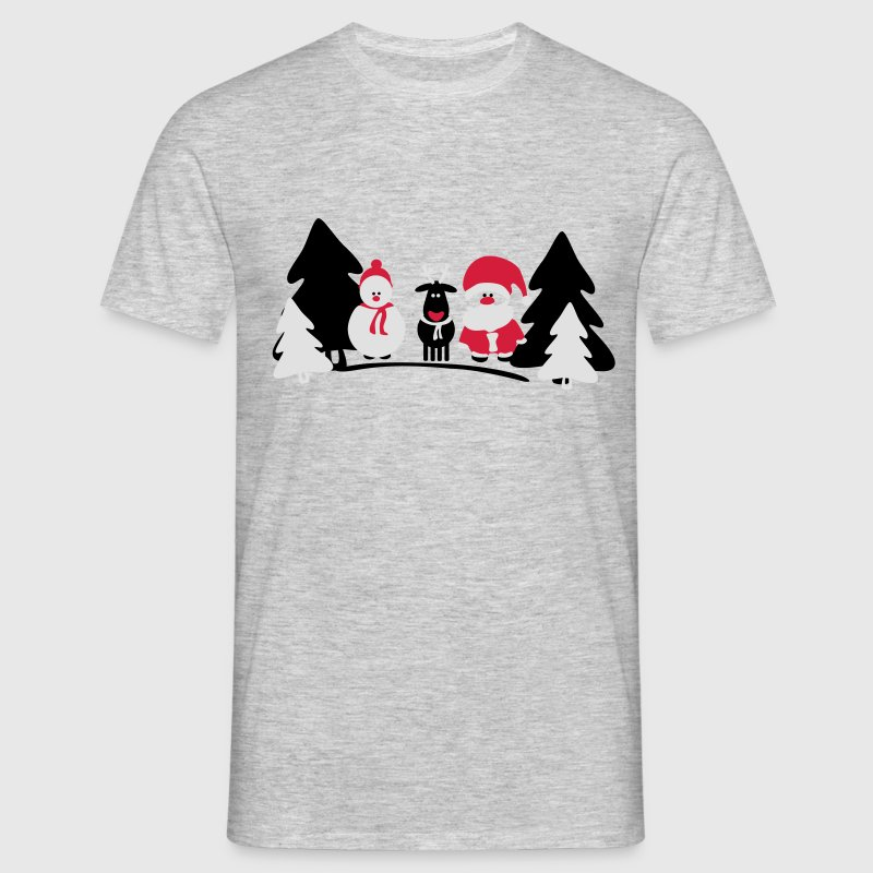 christmas crew 2 T-Shirts - Men's T-Shirt