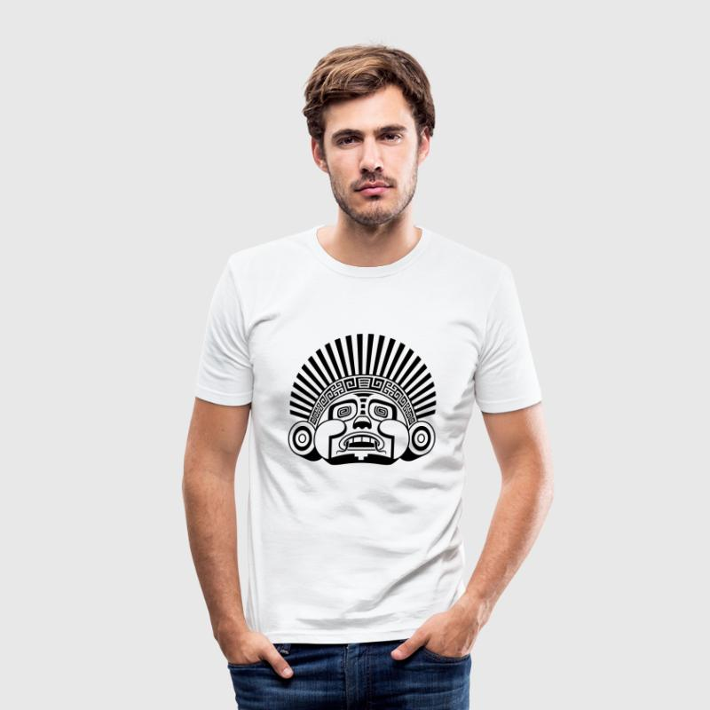 Inka T-Shirts - Männer Slim Fit T-Shirt
