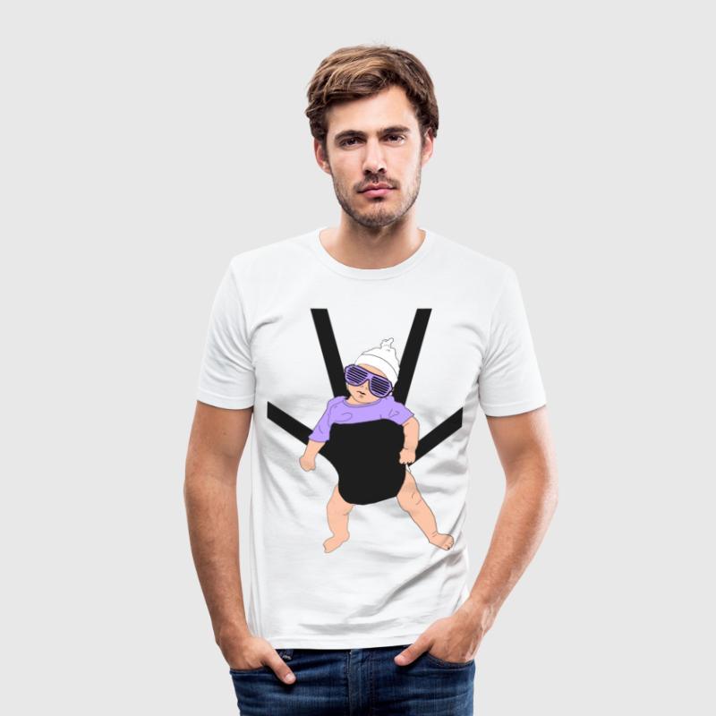 Tee Shirt POGO PORTE BEBE SAC Spreadshirt - Sac porte bébé