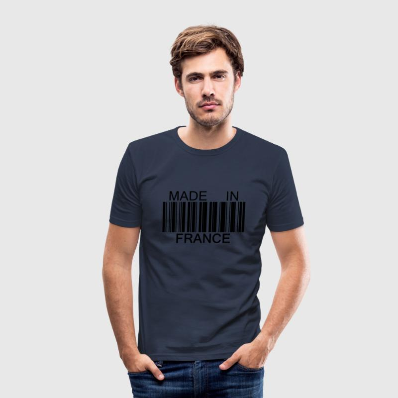 T shirt Made in France - Tee shirt près du corps Homme